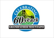60th Anniversary of Mile High Swinging Bridge Logo - Entry #39