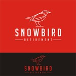 Snowbird Retirement Logo - Entry #102