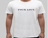 Four love Logo - Entry #366