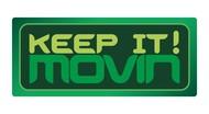 Keep It Movin Logo - Entry #186