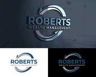 Roberts Wealth Management Logo - Entry #511