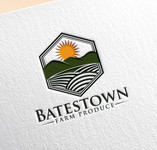 Batestown Farm Produce Logo - Entry #32