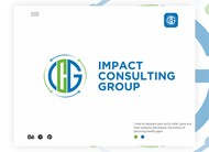 Impact Consulting Group Logo - Entry #15
