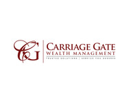 Carriage Gate Wealth Management Logo - Entry #39