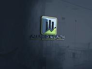 ALLRED WEALTH MANAGEMENT Logo - Entry #397