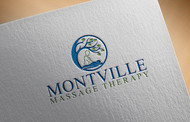 Montville Massage Therapy Logo - Entry #187