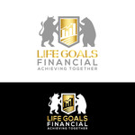 Life Goals Financial Logo - Entry #226