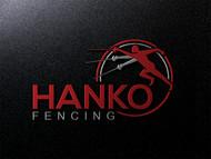 Hanko Fencing Logo - Entry #45