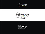 FitCore District Logo - Entry #123