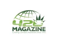 420 Magazine Logo Contest - Entry #31