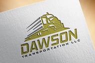 Dawson Transportation LLC. Logo - Entry #86