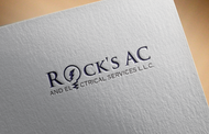 Rock's AC and Electrical Services, L.L.C. Logo - Entry #27