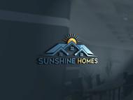 Sunshine Homes Logo - Entry #588