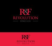 Revolution Fence Co. Logo - Entry #237