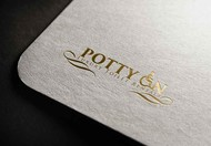 Potty On Luxury Toilet Rentals Logo - Entry #3