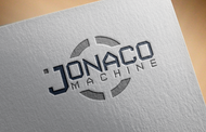 Jonaco or Jonaco Machine Logo - Entry #15