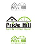 Pride Hill Farm & Garden Center Logo - Entry #132