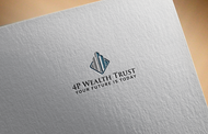 4P Wealth Trust Logo - Entry #231