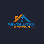 Revolution Roofing Logo - Entry #186