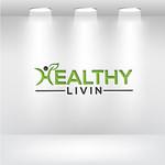 Healthy Livin Logo - Entry #292