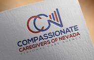 Compassionate Caregivers of Nevada Logo - Entry #35