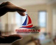 First Mate Logo - Entry #53