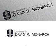 Law Offices of David R. Monarch Logo - Entry #38