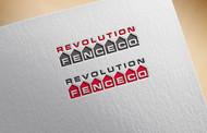 Revolution Fence Co. Logo - Entry #150
