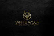 White Wolf Consulting (optional LLC) Logo - Entry #487