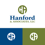 Hanford & Associates, LLC Logo - Entry #369