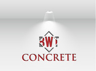 BWT Concrete Logo - Entry #8