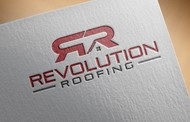 Revolution Roofing Logo - Entry #598