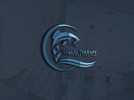 Liquid therapy charters Logo - Entry #124