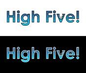 High 5! or High Five! Logo - Entry #58