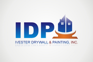IVESTER DRYWALL & PAINTING, INC. Logo - Entry #51