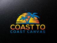 coast to coast canvas Logo - Entry #36