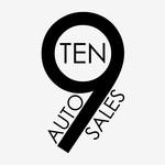 910 Auto Sales Logo - Entry #116