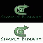 Simply Binary Logo - Entry #206