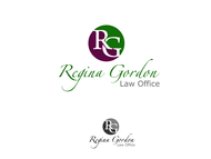 Regina Gordon Law Office  Logo - Entry #43