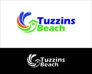 Tuzzins Beach Logo - Entry #241