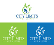 City Limits Vet Clinic Logo - Entry #12