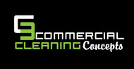 Commercial Cleaning Concepts Logo - Entry #94