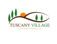 Tuscany Village Logo - Entry #140