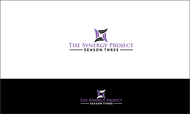 """The Synergy Project"" and place the word ""season three"" underneath in smaller front either as "" season 3"" or ""season three"" Logo - Entry #6"