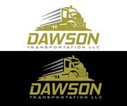 Dawson Transportation LLC. Logo - Entry #93