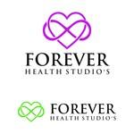 Forever Health Studio's Logo - Entry #131