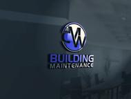 CMW Building Maintenance Logo - Entry #503