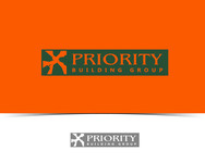 Priority Building Group Logo - Entry #255