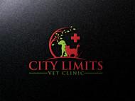 City Limits Vet Clinic Logo - Entry #366