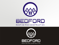 Bedford Roofing and Construction Logo - Entry #50